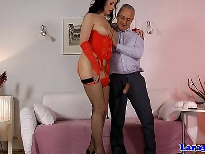British lingerie mature asshole plowed