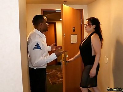 Hotel Security Interviews for a Porn Star Position