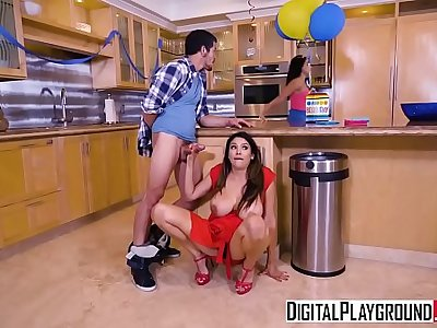 DigitalPlayground - My Girlfriends Hot Mom - Missy Martinez and Bambino